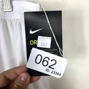 Nike Shorts - Nike Women's Dry Park II Shorts White Medium NWT